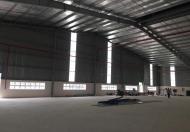 Cho thuê xưởng 1997m2 tại thị trấn Chúc Sơn, Chương Mỹ, Hà Nội gần QL6