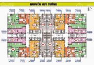 Chính chủ bán lô góc A6, 111.5m2, 3 phòng ngủ, Đông Nam, chung cư Mỹ Sơn, giá rẻ nhất