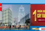 Bán chung cư Sài Đồng 18.4tr/m2, full nội thất, VAT, 1 cây vàng, 2 năm phí DV