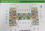 Chung cư giá rẻ Hoàng Sơn Complex (282 Nguyễn Huy Tưởng) giá chỉ 16tr/m2. LH 0972.193.269