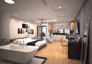 Cho thuê chung cư Star City, 50m2, 1 phòng ngủ, 1 WC, đủ đồ, 10tr/th. LH: 0967413080