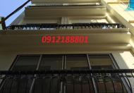 Liền kề kiểu tân cổ điển KĐT Văn Khê, Hà Đông, giá 4 tỷ, 46m2, 5 tầng, gara ô tô, đường 10m