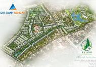 Ra mắt 190 lô đất nền tại siêu dự án lớn nhất thị xã Kỳ Anh, Kỳ Anh Central Park