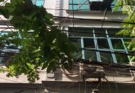 Bán biệt thự tại ngõ 105 Lạc Long Quân 65m, 5 tầng, mặt tiền 5.5m, giá 15 tỷ
