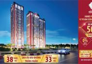 Bán căn hộ 103m2 chung cư Hà Nội Paragon Duy Tân, gần Indochina Xuân Thủy, sắp bàn giao, giá 3,3 tỷ