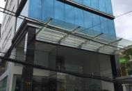Cần bán tòa nhà Đường Lê Văn Sỹ, P.13, Q.3, DT: 8.7x20m, hầm, 8 tầng, st. Giá: 53 tỷ