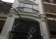 Bán nhà ngõ Bà Triệu cách phố 30m, DT 50m, 5 tầng, giá 9,5 tỷ