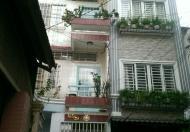 Bán nhà phố quận 10, đường Cao Thắng, nhà rất đẹp, hẻm xe hơi rất đẹp