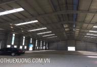 Cho thuê kho, nhà xưởng, đất tại Bỉm Sơn, Thanh Hóa diện tích 2005m2, giá 30 nghìn/m2/tháng