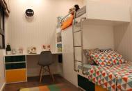 Cho thuê căn hộ Sacomreal 584, DT 82m2, 2PN, có nt, giá 8tr/tháng, LH 01208544693