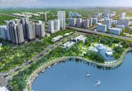 Bán căn B04 chung cư Việt Đức Complex 99m2, view công viên Nhân Chính