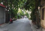 Bán nhà cấp 4 khu vip phố Yên Lạc, ô tô đỗ cửa, 65m2, MT 5m, giá 5,7 tỷ