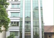 Cho thuê văn phòng cao cấp 180m2 mặt phố Trần Quốc Toản quận Hoàn Kiếm