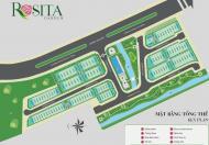 Nhà phố Rosita, 4 phòng ngủ, 4 WC, 2 phòng khách, 2 sân vườn