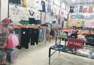 Sang nhượng cửa hàng quần áo, tại khu Ao Hoa, chợ Lưu, Hoài Đức, Hà Nội