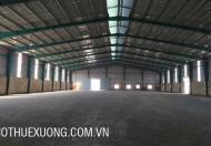 Cho thuê kho, nhà xưởng, đất tại Phủ Lý, Hà Nam, diện tích 855m2, giá 35 nghìn/m2/tháng