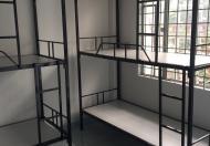 Ký túc xá giường tầng giá 450.000đ/tháng tại Bình Thạnh