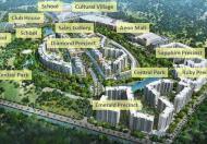 Bán căn hộ 2PN Emerald, 73,6m2 có Bay Window dự án Celadon Tân Phú