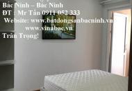 Cho thuê căn hộ chung cư cao cấp 2 phòng ngủ Mường Thanh, TP.Bắc Ninh