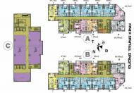 Bán chung cư Central Field 219 Trung Kính, căn 1604: 68m2, giá bán 35 tr/m2 0986854978 (gấp)