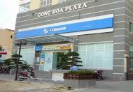 Cần cho thuê gấp căn hộ 19 Cộng Hòa Plaza Q. Tân Bình, DT 72m2, 2PN