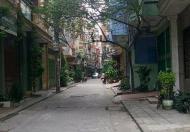 Bán gấp mảnh đất ngõ ô tô phố Nguyễn Văn Cừ 70 m2, MT 5m, 4.2 tỷ.