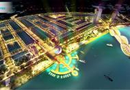Sắp mở bán dự án Grand River City - Đất biệt thự ven sông Cổ Cò, đường 27m, giá 8,7tr/m2