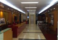 Cho thuê tòa nhà văn phòng hạng B mặt phố Trần Quốc Toản 30m