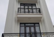 Bán nhà 5T hoàn thiện đẹp, về ở ngay 40m2, ô tô vào nhà ngã tư vạn phúc - Đại Mỗ.0971431539