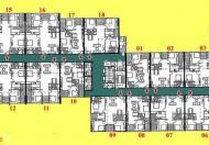 Cần Bán nhanh CC 60 Hoàng Quốc Việt , Căn 01-70m2, giá bán 29tr/m2.LH 0961824286