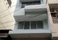 Cho thuê nhà 166/1C Thích Quảng Đức, P. 4, Q. Phú Nhuận