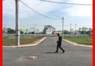 10 lô đất đường QL1A, 100% đã có sổ hồng, 5x18.5m tiện kinh doanh buôn bán