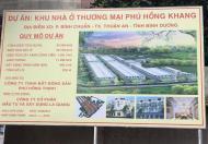Dự án khu nhà ở thương mại Phú Hồng Khang, SHR, thổ cư 100%