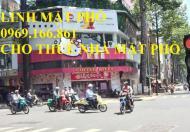 Cho thuê nhà mặt phố Hàng Ngang, Hoàn Kiếm DT 220m, 1 tầng, MT 5m Giá thuê 165 triệu/ tháng.