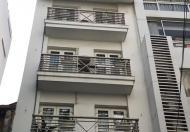 Bán nhà mặt ngõ 1 Trần Hữu Tước 56m, 4 tầng, mặt tiền 3.5m nở hậu, giá 5.55 tỷ