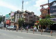Cần bán nhà căn góc 2 MT Phan Văn Trị, P. 7, Q. Gò Vấp, DT: 5x30m, 1 trệt, 1 lửng, 1 lầu, ST