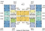 Bán gấp cắt lỗ CC Riverside Garden, căn 1608, DT 82.2m2, 3PN, giá 2.4 tỷ (bao tên)