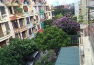 Bán nhà liền kề 5 tầng TT5 khu đô thị Văn Quán, Hà Đông, trước nhà là vườn hoa