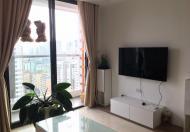 Cho thuê căn hộ chung cư Hà Nội Center Point, tầng trung, 2 phòng ngủ, nội thất đầy đủ, đẹp
