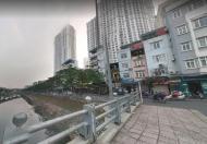Bán đất mặt phố Giáp Nhất, giá rẻ nhất luôn, 180m2, MT 5m, 22.5 tỷ. LH: 0946560489.