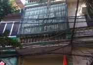 Nhà ở luôn ngõ 34 Vĩnh Tuy 3,45 tỷ, 35m2, 4 tầng, hướng TN