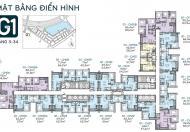 Chính chủ bán nhanh Vinhomes Green Bay căn 18- 16, DT 61m2, 2PN, giá 45tr/m2, 0971864816.