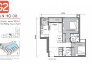 Chính chủ cần bán căn hộ chung cư cao cấp tại Vinhomes Green Bay