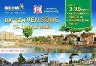 Bán đất nền ven sông TP Quảng Ngãi. 0901606314