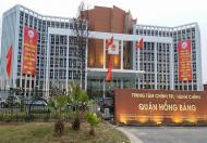Bán đất tại khu đô thị mới sau quận Hồng Bàng, Hải Phòng, LH: 0932 076 102