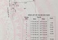 Cần bán 200m2 đất có 100% thổ cư Nguyễn Văn Tạo, Nhà Bè, TP HCM giá 2,7 tỷ