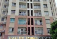 Cho thuê cao ốc Thịnh Vượng, DT 77m2, 2PN, full NT, 7 tr/th