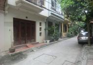 Cho thuê gấp nhà phố Lạc Trung, DT 45m2, 4 tầng, MT 4m, giá: 17tr/th, ô tô đỗ cửa