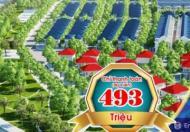 Khu đô thị ven sông Trà Khúc, chỉ thanh toán 493 đến lúc nhận nền