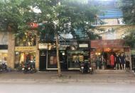 Cho thuê mặt bằng nhà MP Hội Vũ, DT 25mx 1 tầng, MT 3.2m, giá 18 tr/th